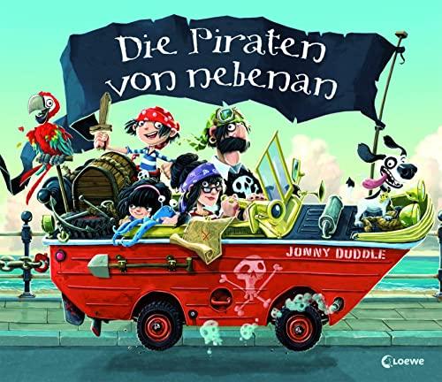9783785575109: Die Piraten von nebenan
