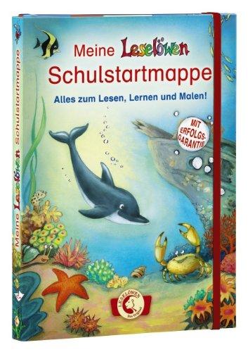 9783785576106: Meine Leselöwen-Schulstartmappe (Delfin)