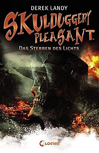 9783785576113: Skulduggery Pleasant 09 - Das Sterben des Lichts