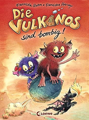 9783785576595: Die Vulkanos sind bombig!
