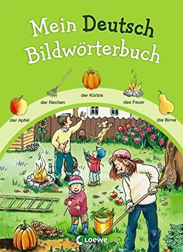 9783785576892: Mein Deutsch Bildwörterbuch