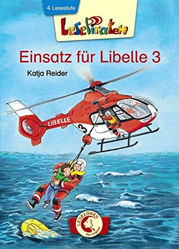 9783785576984: Lesepiraten - Einsatz f�r Libelle 3