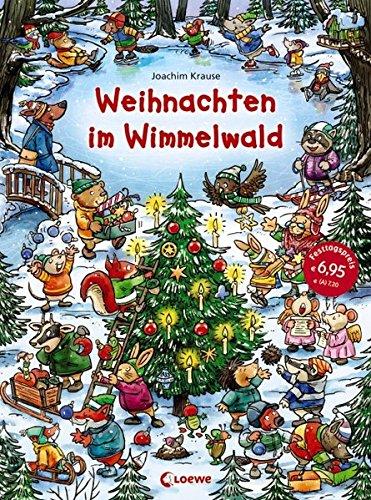 9783785577158: Weihnachten im Wimmelwald
