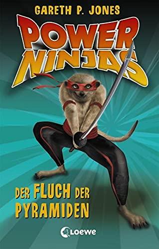 9783785577226: Power Ninjas 05. Der Fluch der Pyramiden