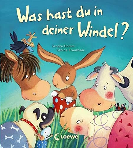 9783785577356: Was hast du in deiner Windel?