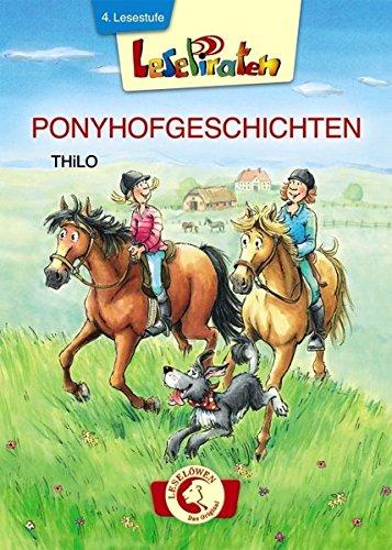 9783785577394: Lesepiraten - Ponyhofgeschichten. Großbuchstaben