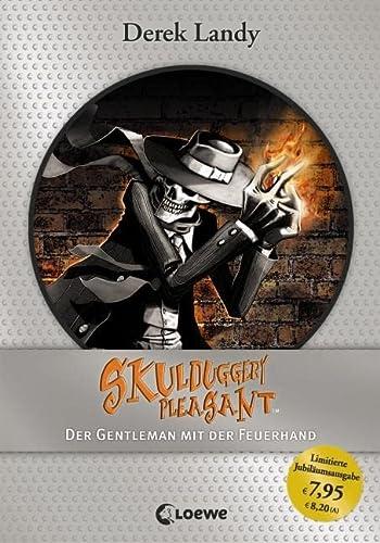 9783785577868: Skulduggery Pleasant. Der Gentleman mit der Feuerhand