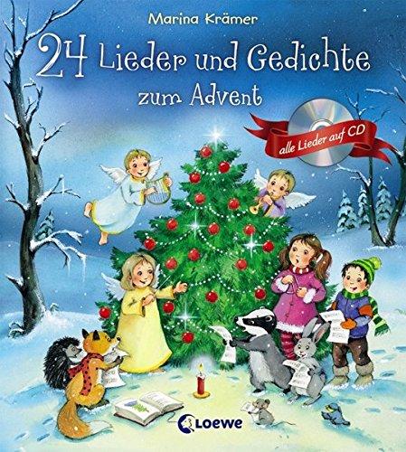 9783785578032 24 Lieder Und Gedichte Zum Advent Mit Cd