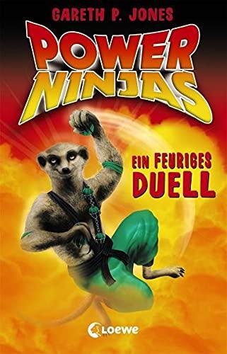 Power Ninjas 07 - Ein feuriges Duell: Jones, Gareth P.