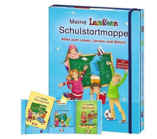 9783785579039: Meine Leselöwen-Schulstartmappe (Schule)