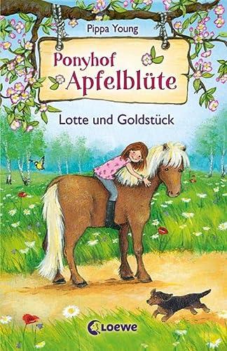 9783785579367: Ponyhof Apfelblüte 03. Lotte und Goldstück