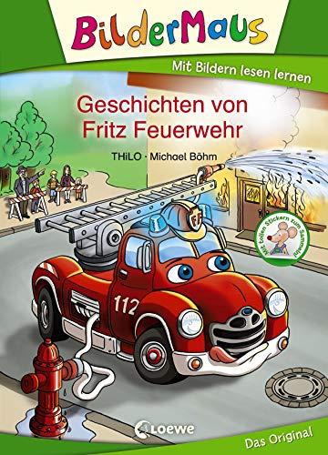 9783785579817: Bildermaus - Geschichten von Fritz Feuerwehr