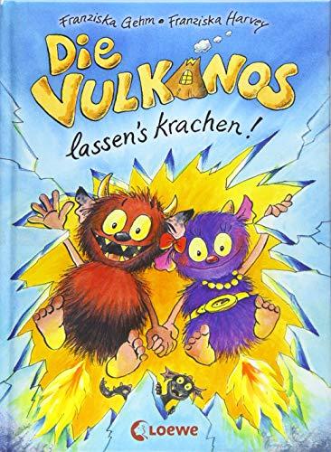 9783785580134: Die Vulkanos lassen's krachen!