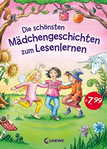 9783785580424: Die schönsten Mädchengeschichten zum Lesenlernen