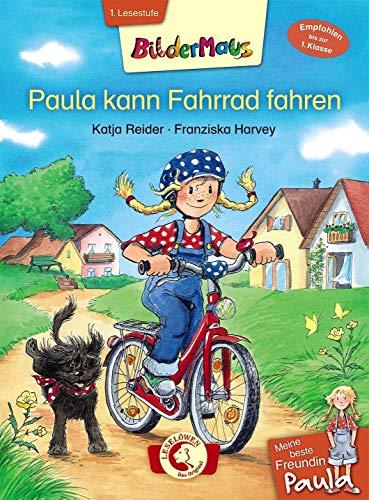 9783785580479: Bildermaus - Meine beste Freundin Paula: Paula kann Fahrrad fahren
