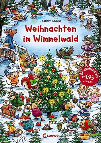 9783785580585: Weihnachten im Wimmelwald