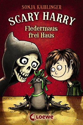 9783785580929: Scary Harry - Fledermaus frei Haus; Mini-Ausgabe ; Scary Harry ; Ill. v. Bertrand, Fréderic; Deutsch