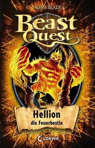 Beast Quest 38. Hellion, die Feuerbestie: Blade, Adam