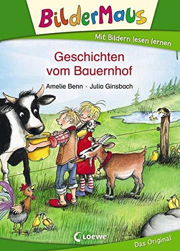 9783785581636: Bildermaus - Geschichten vom Bauernhof