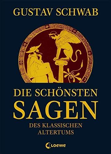 9783785582756: Die schönsten Sagen des klassischen Altertums
