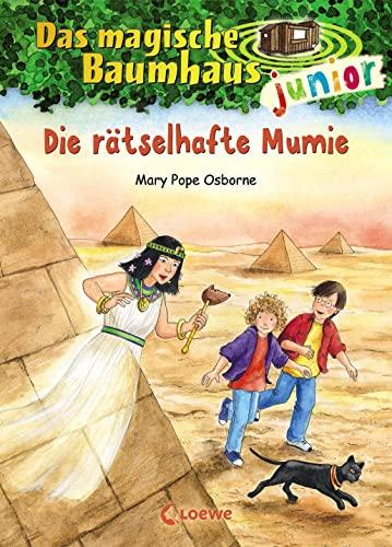9783785582817: Das magische Baumhaus junior 03 - Die rätselhafte Mumie