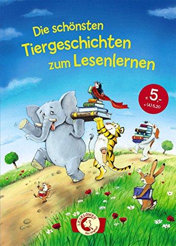 Leselöwen - Das Original - Die schönsten Tiergeschichten zum Lesenlernen