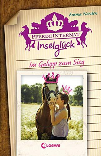 9783785586617: Pferdeinternat Inselglück - Im Galopp zum Sieg