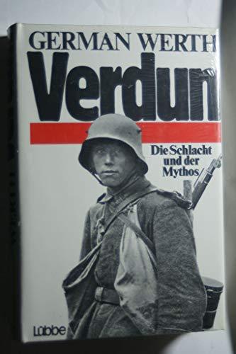 9783785702475: Verdun. Die Schlacht und der Mythos