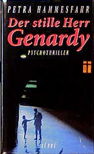 9783785706831: Der stille Herr Genardy.