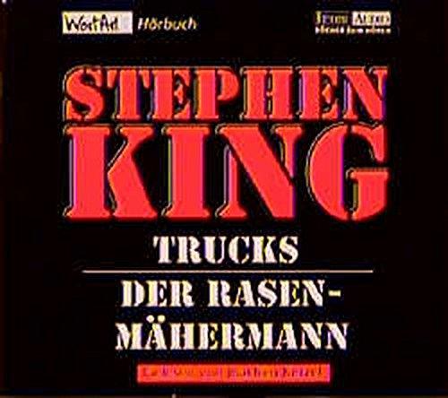 Trucks / Der Rasenmähermann (gelesen von Joachim Kerzel): King, Stephen