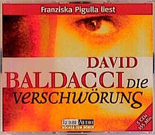 9783785710722: Die Verschwörung. 5 CDs.