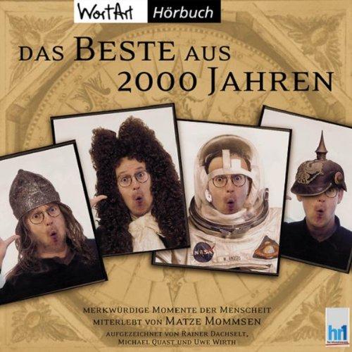 Das Beste aus 2000 Jahren, 1 Audio-CD: Michael Quast
