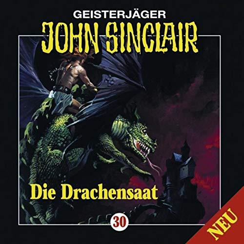 9783785713693: Geisterjäger John Sinclair 30 Die Drachensaat