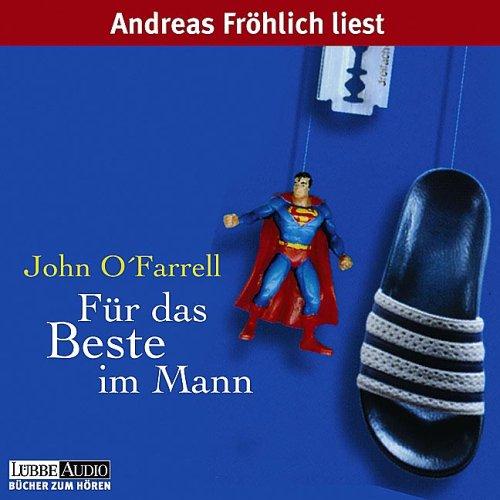 9783785713914: Für das Beste im Mann, 4 Audio-CDs