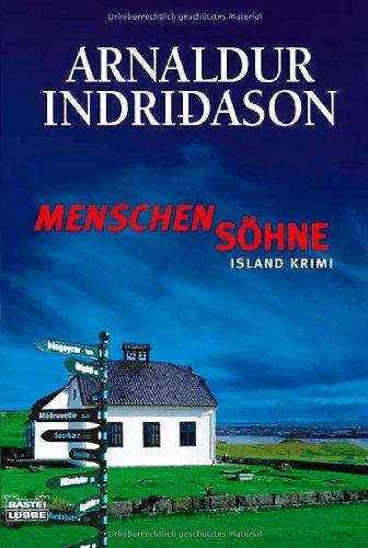 9783785715567: Menschensöhne: Island-Krimi
