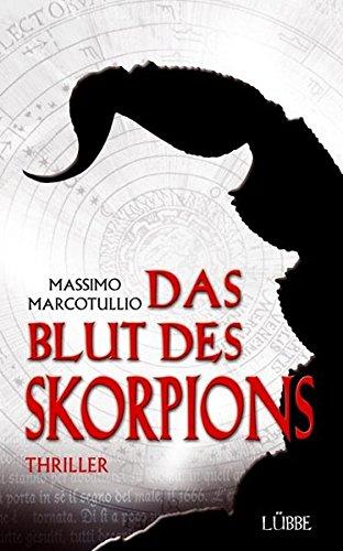9783785723319: Das Blut des Skorpions