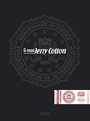 G-man Jerry Cotton . Eine Hommage an: Compart, Martin: