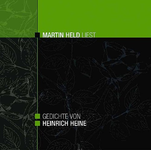 Gedichte - 1 Audio CD: Heine, Heinrich