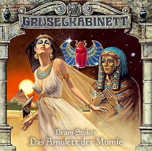 Das Amulett der Mumie, 1 Audio-CD: Bram Stoker