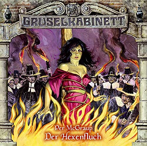 9783785733493: Gruselkabinett Folge 21 - Der Hexenfluch