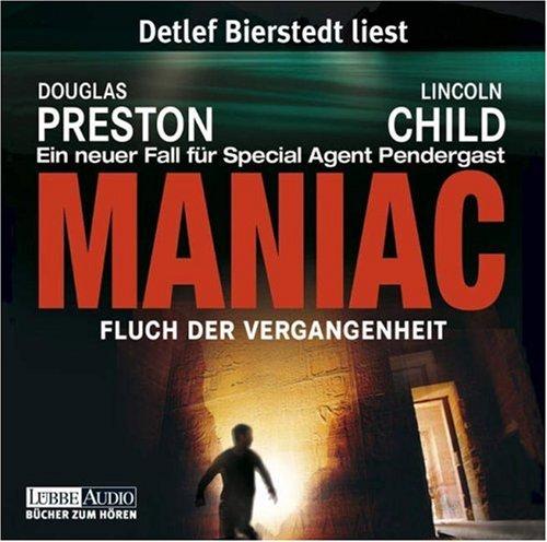 9783785734629: MANIAC - Fluch der Vergangenheit