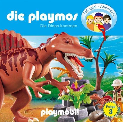9783785734742: Die Playmos 03. Die Dinos kommen