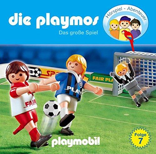 9783785735039: Die Playmos 07: Das große Spiel