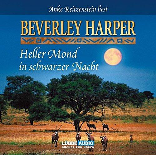 9783785735480: Heller Mond in schwarzer Nacht