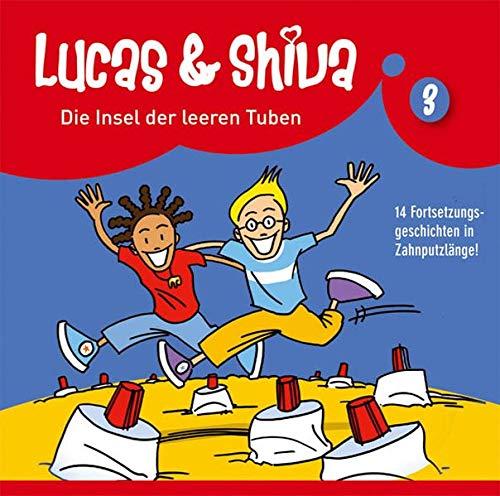 9783785736586: Lucas und Shiva 03. Die Insel der leeren Tuben: Die Insel der leeren Tuben