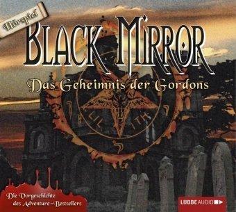 9783785743034: Black Mirror - Das Geheimnis der Gordons: Hörspiel zum Computerspiel