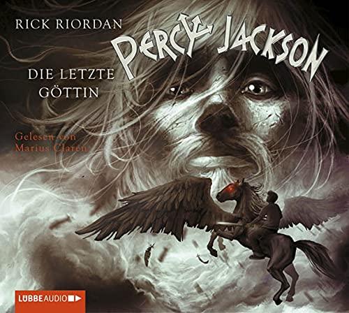 9783785745335: Percy Jackson,die Letzte Gött