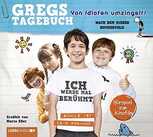 9783785747421: Gregs Film-Tagebuch 1 - Von Idioten umzingelt!