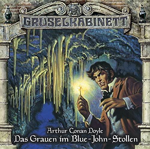 9783785748121: Gruselkabinett - Folge 73: Das Grauen im Blue-John-Stollen