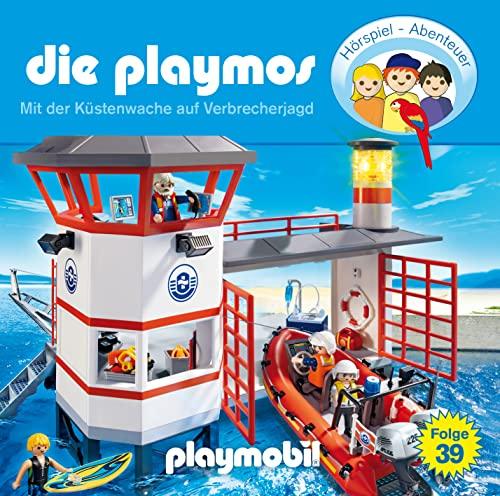 9783785749845: Die Playmos - Mit der Küstenwache auf Verbrecherjagd, 1 Audio-CD